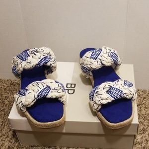 BP.   Sid slide Sandal.  (Women)